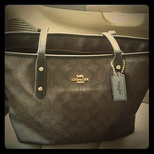 Baught new purse